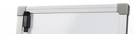 Pizarra blanca uso de escritorio