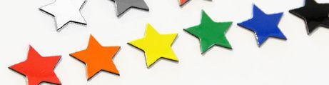 Estrella 4x4 cm
